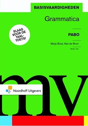 Afbeeldingen van Basisvaardigheden grammatica