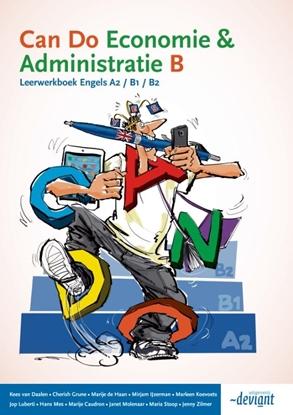Afbeeldingen van Can Do Economie & administratie B Leerwerkboek Engels A2 B1 B2