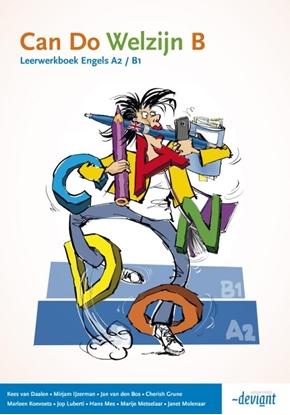 Afbeeldingen van Can do Welzijn B Engels A2/B1 Leerwerkboek