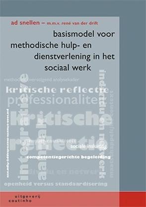 Afbeeldingen van Basismodel voor methodische hulp en dienstverlening in het sociaal werk