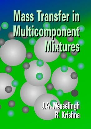 Afbeeldingen van Mass Transfer in Multicomponent Mixtures