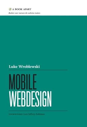 Afbeeldingen van Mobile webdesign
