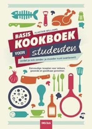 Afbeeldingen van Basiskookboek voor studenten