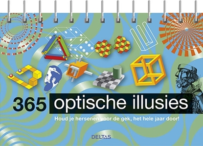 Afbeeldingen van 365 optische illusies
