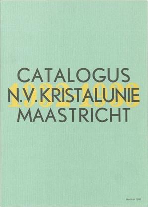 Afbeeldingen van Catalogus N.V. Kristalunie Maastricht 1932-1933