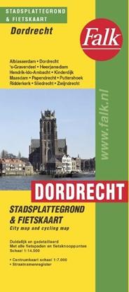 Afbeeldingen van Dordrecht plattegrond 18