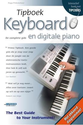 Afbeeldingen van Tipboek Keyboard en digitale piano