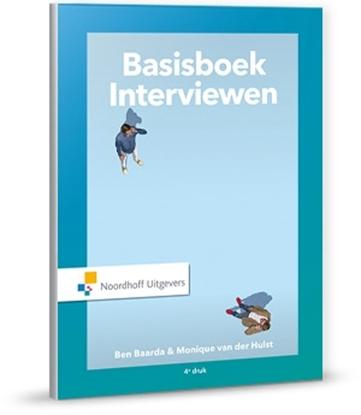 Afbeeldingen van Basisboek Interviewen