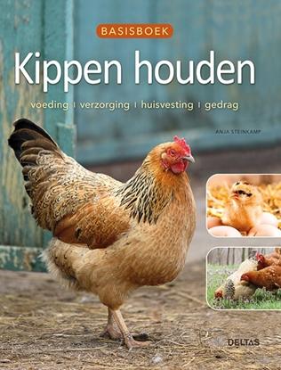 Afbeeldingen van Basisboek Kippen houden