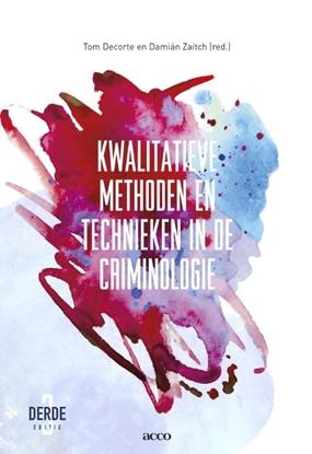 Afbeeldingen van Kwalitatieve methoden en technieken in de criminologie