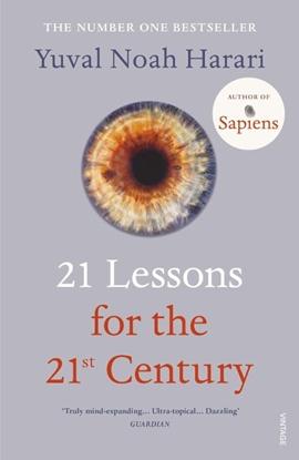 Afbeeldingen van 21 Lessons for the 21st Century