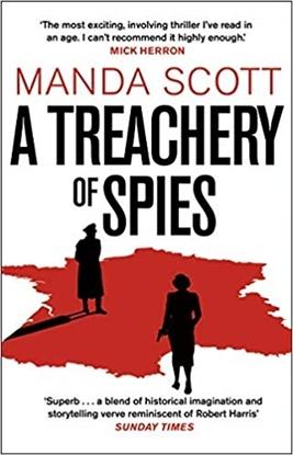 Afbeeldingen van A Treachery of Spies
