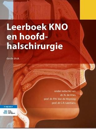 Afbeeldingen van Leerboek KNO en Hoofd-Halschirurgie