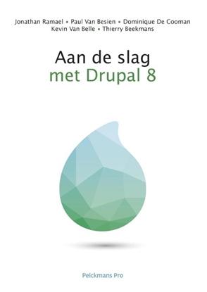 Afbeeldingen van Aan de slag met Drupal 8