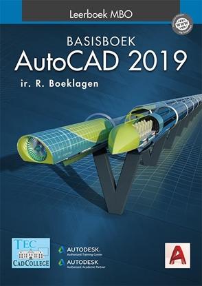 Afbeeldingen van AutoCAD 2019 MBO Basisboek