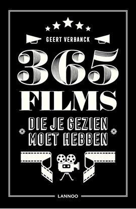 Afbeeldingen van 365 films die je gezien moet hebben