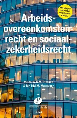 Afbeeldingen van Arbeidsovereenkomstenrecht en sociaalzekerheidsrecht