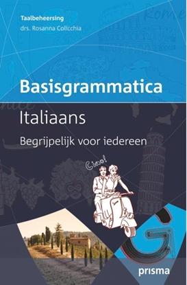 Afbeeldingen van Basisgrammatica Italiaans