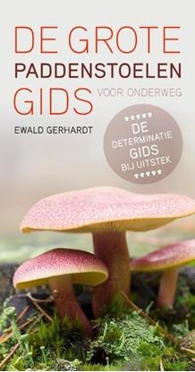 Afbeeldingen van De grote paddenstoelengids voor onderweg