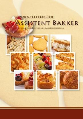 Afbeeldingen van Opdrachtenboek assistent bakker