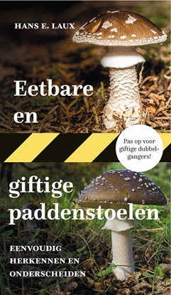 Afbeeldingen van Eetbare en giftige paddenstoelen