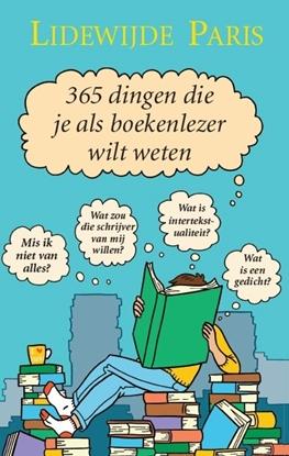 Afbeeldingen van 365 dingen die je als boekenlezer wilt weten