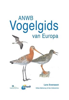 Afbeeldingen van ANWB Vogelgids van Europa