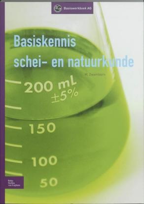 Afbeeldingen van Basiswerk AG Basiskennis schei- en natuurkunde