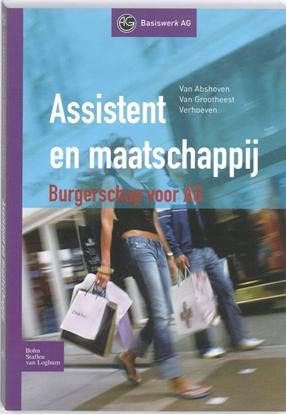 Afbeeldingen van Basiswerk AG Assistent en maatschappij