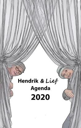 Afbeeldingen van Hendrik & Lief Agenda 2020