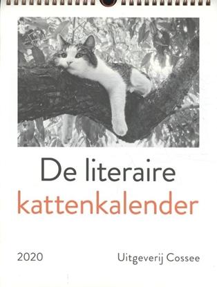 Afbeeldingen van De literaire kattenkalender 2020