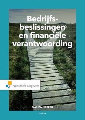 Afbeeldingen van Bedrijfsbeslissingen en financiële verantwoording (4e editie)
