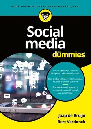 Afbeeldingen van Social Media voor Dummies