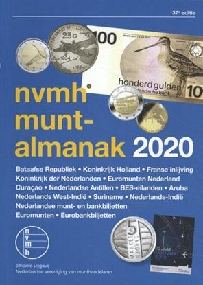 Afbeeldingen van NVMH Muntalmanak 2020