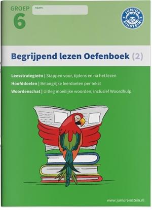 Afbeeldingen van Begrijpend Lezen 2 Oefenboek