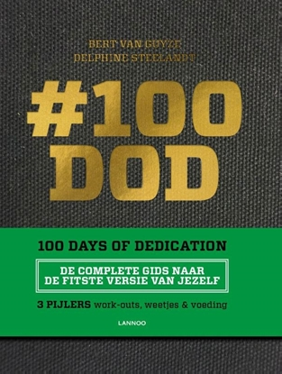 Afbeeldingen van #100DOD - 100 days of dedication