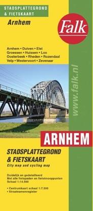 Afbeeldingen van Arnhem plattegrond
