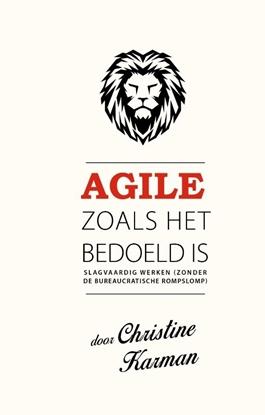 Afbeeldingen van Agile zoals het bedoeld is