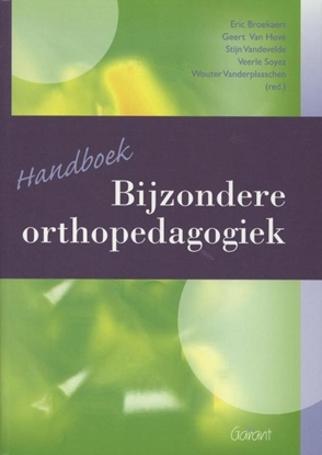 Afbeeldingen van Handboek bijzondere orthopedagogiek