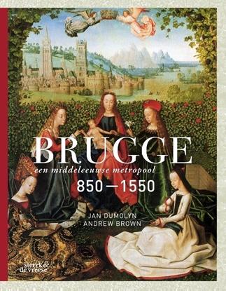 Afbeeldingen van Brugge, een middeleeuwse metropool 850-1550
