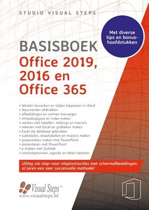 Afbeeldingen van Basisboek Office 2019, 2016 en Office 365