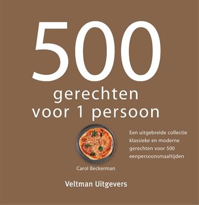 Afbeeldingen van 500 gerechten voor 1 persoon