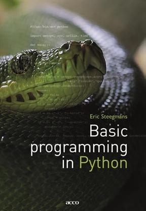 Afbeeldingen van Basic programming in Python
