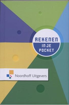 Afbeeldingen van In je pocket Rekenen