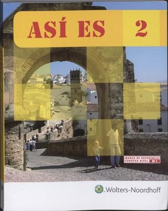 Afbeeldingen van Asi es 2 Tekstboek