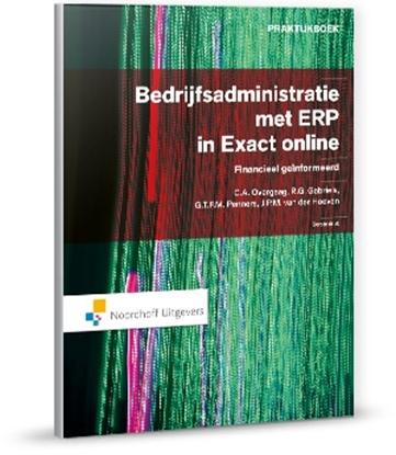 Afbeeldingen van Bedrijfsadministratie met ERP in Exact Online