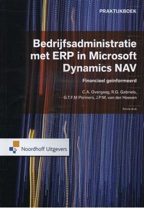 Afbeeldingen van Bedrijfsadministratie met ERP in Microsoft Dynamics NAV