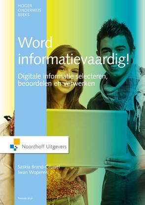 Afbeeldingen van Word informatievaardig