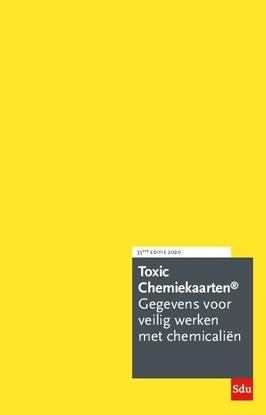 Afbeeldingen van Toxic Chemiekaarten 2020