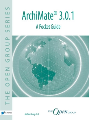 Afbeeldingen van The open group series ArchiMate® 3.0.1 - a pocket guide